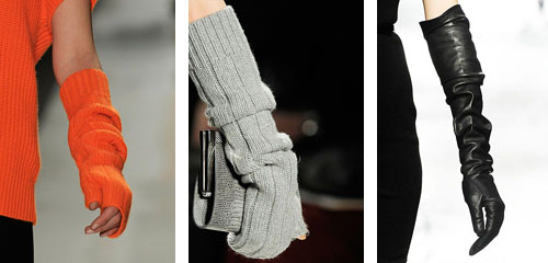 gloves top trend for fall