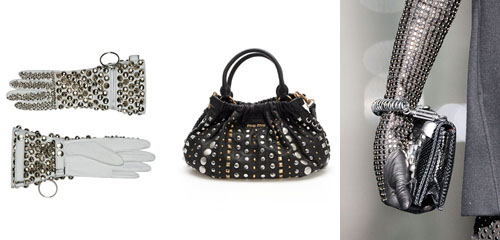 studs are the trend for fall and winter